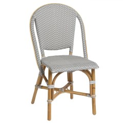 Paris Bistro Chairs Outdoor Used Ivory Chair Covers For Sale Sika Design Sofie Side  Usa