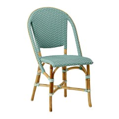 Green French Bistro Chairs Game Winner Chair Sika Design Sofie Side  Usa