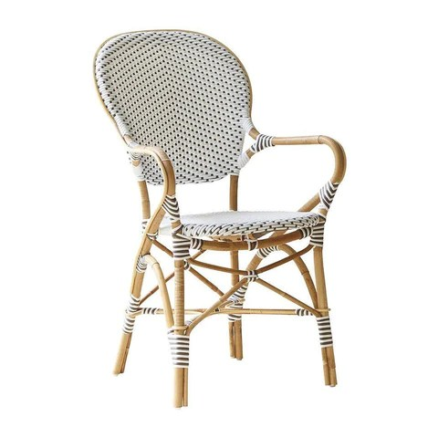 outdoor french bistro chairs xbox wheelchair by sika design paris isabell arm chair
