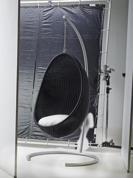 Sika Design Nanna Ditzel Hanging Egg Chair Exterior  Sika Design USA