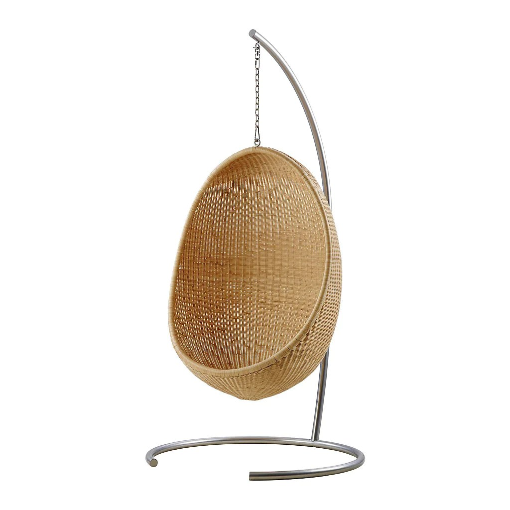 Hanging egg chair sika design