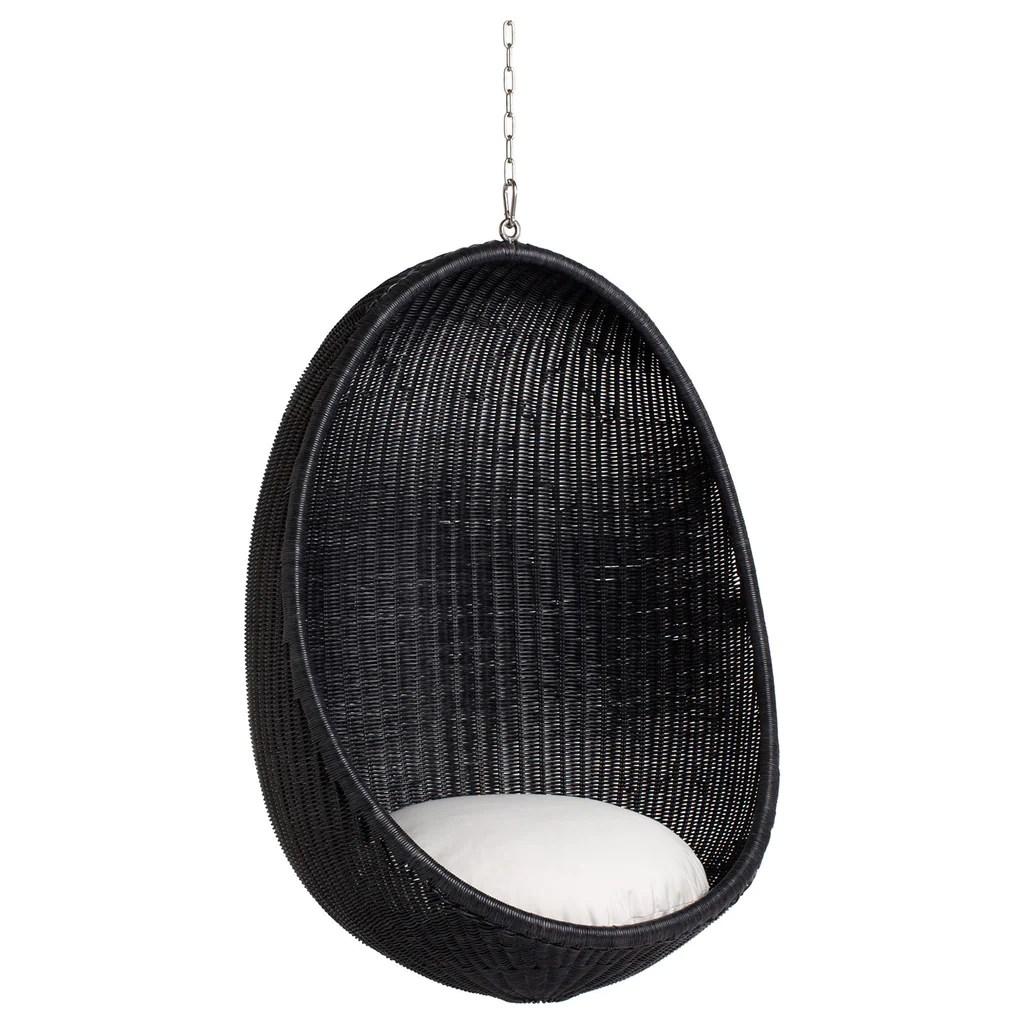 hanging chair egg fishing covers sika design nanna ditzel  usa