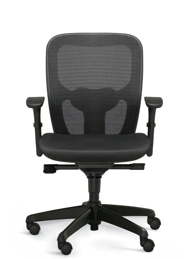 high back office chairs with lumbar support sofa chair covers executive chair, ergonomic mesh task – wellback shop