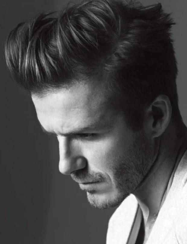 David Beckham Pompadour : david, beckham, pompadour, Introducing, Perfect, Modern, Pompadour, Mister
