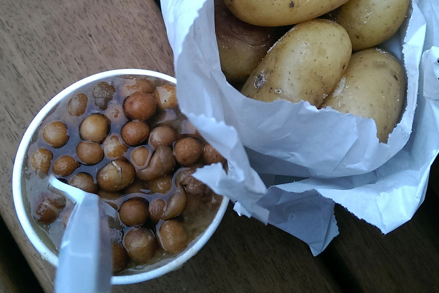 Parched Peas for Bonfire Night (& Other Nights) - Hodmedod ...