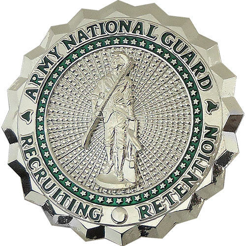 Army army national guard recruiting and retention identification badge
