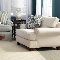 Craftmaster Chair And A Half Yoga Swing C9 Custom By Barrow Fine Furniture