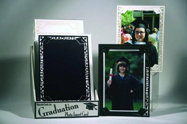 Laser Cut Graduation Cards – Plymouth Cards