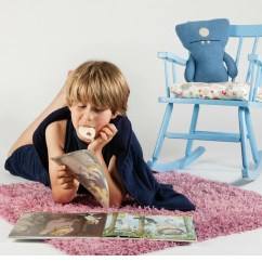 Rocking Chair For Autistic Child Wood Dining Chairs Find Navy Blue Weighted Blanket Kids Autism At Inyard Premium