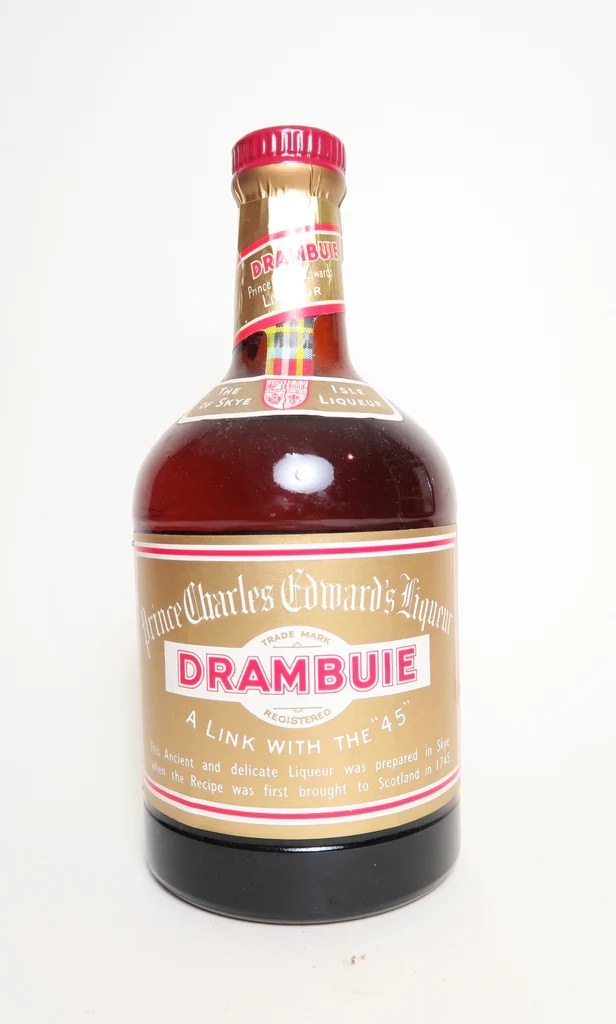 Drambuie - 1980s (40%. 70cl) – Old Spirits Company