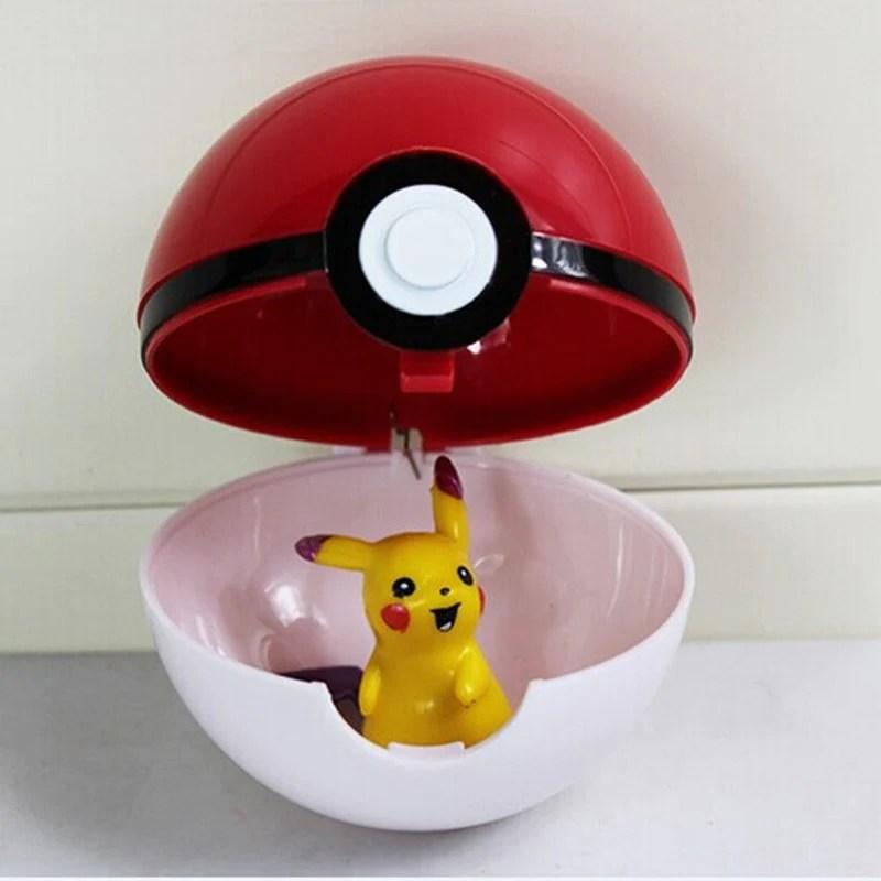 Pokemon Balls Toys That Can Open