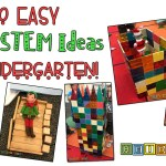 Two Easy Holiday Stem Ideas For Kindergarten Heidi Songs