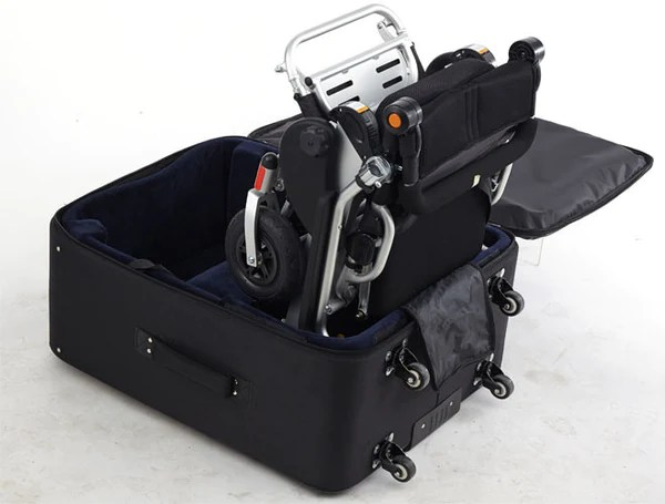 KD Smart Chair Travel Luggage Case For All KD Wheelchairs
