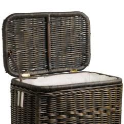 Kitchen Shelf Liners Stick On Backsplash Tiles For Fabric Liner Narrow Rectangular Wicker Laundry Hamper ...