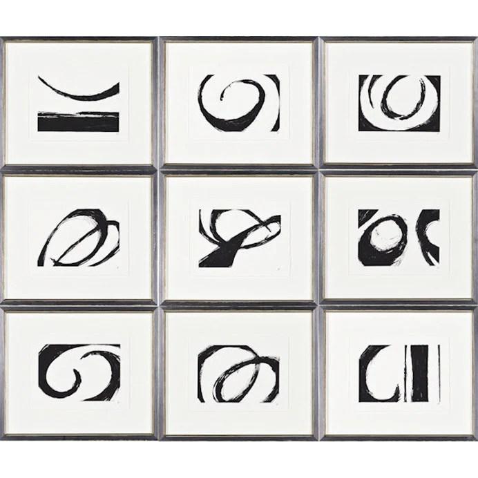 framed prints for kitchens mini kitchen appliances kinetics set of 9 ld shoppe