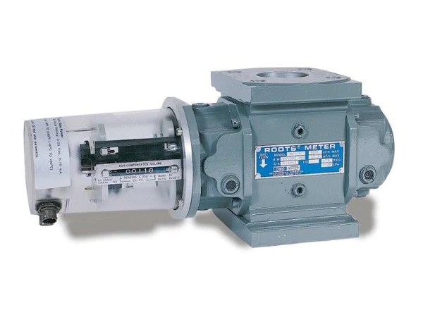 Dresser Roots Rotary Gas Meters  Measurement Control Systems