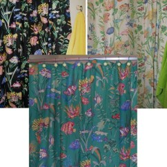 Kitchen Displays For Sale Renew Cabinets Cayman Shower Curtain, Is A Fabric Ocean Fish Print ...
