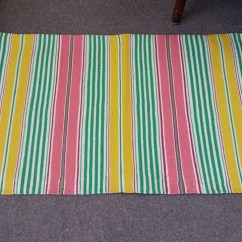 2x3 Kitchen Rug How To Build Your Own Cabinets Cupcake Stripe 2x3' – Beach House Linens