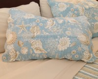 Natural Shells Quilt collection from C&F, quilt & sets ...