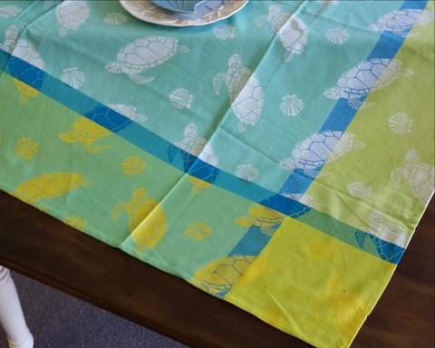 Tablecloths  Runners  Beach House Linens
