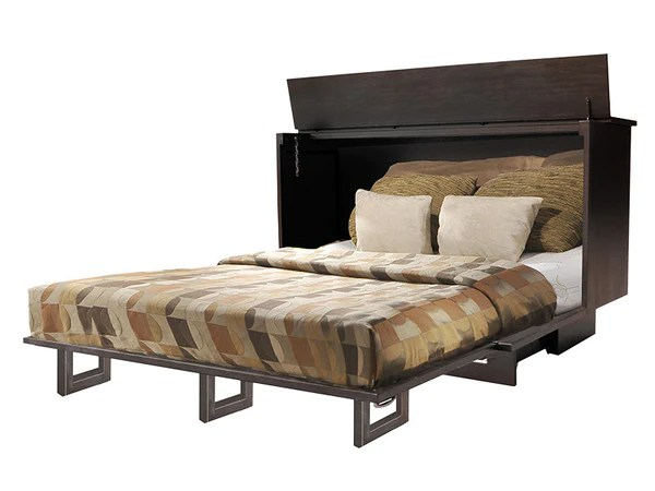 Murphy Bed With Mattress Availible In Canada Luxurious