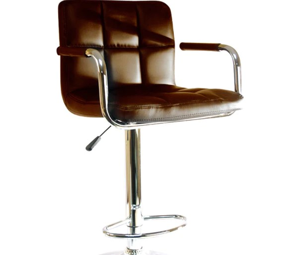 STOOLS FAUX LEATHER BAR STOOLS BARSTOOLS PU SWIVEL STOOL WITH ARMS  Gilligan sales