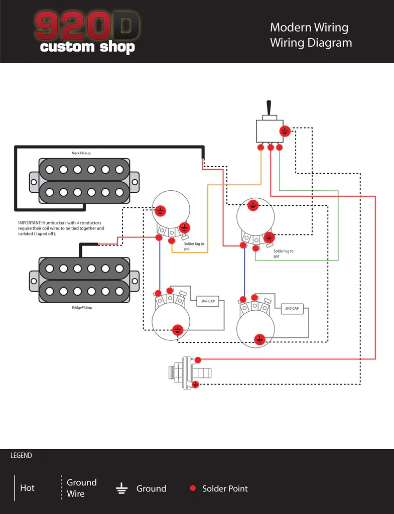 diagrams les paul modern wiring [ 785 x 1024 Pixel ]