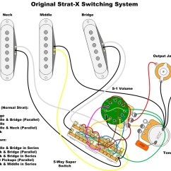 Hss Strat Wiring Diagram 1 Volume Tone 240v 24v Transformer Diagrams Miscellaneous  Sigler Music