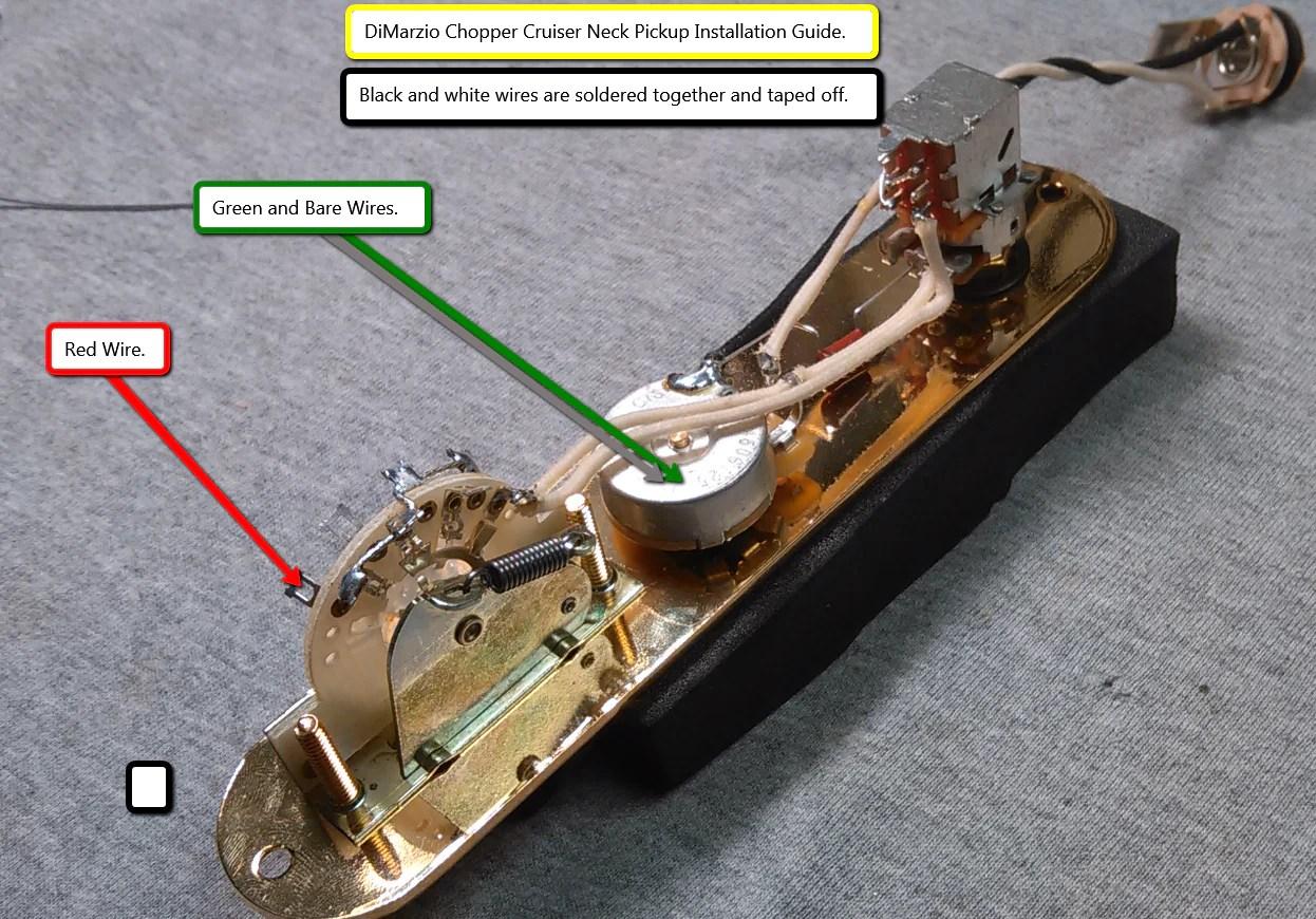 hight resolution of diagrams dimarzio chopper t cruiser