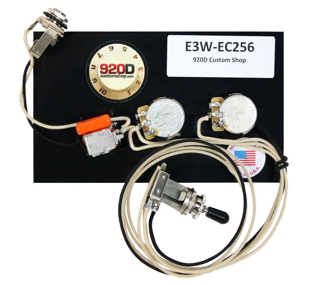 hight resolution of 920d wiring harness for esp ec256 electric guitar u2013 sigler musicesp ltd wiring diagram