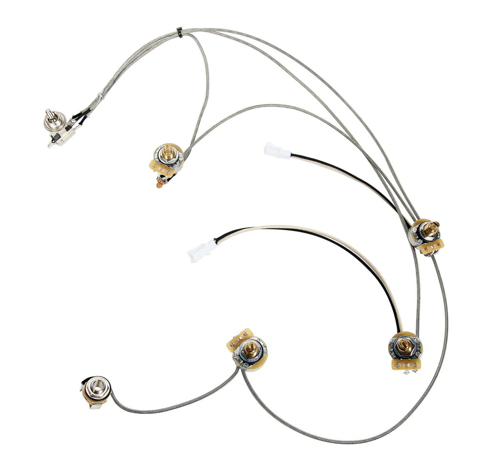 small resolution of 920d wiring harness for gretsch electromatic w quick connect