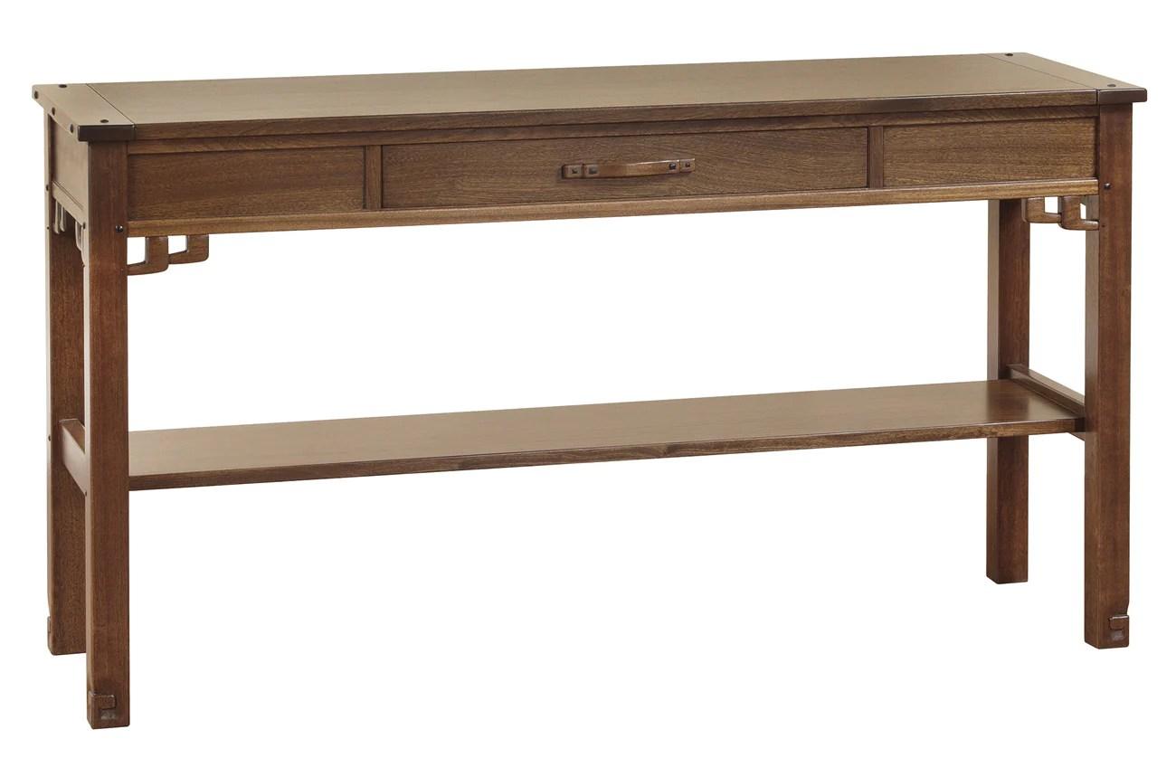 stickley sterling sofa table corduroy ashley furniture 7377 arroyo ontaria eu