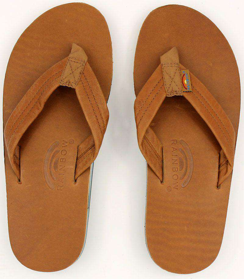 Rainbow Sandals Classic Leather Double Layer Arch Sandal