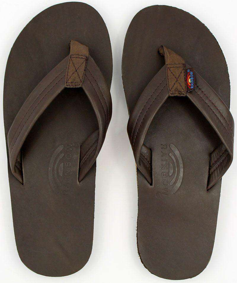 Rainbow Sandals Classic Leather Single Layer Arch Sandal