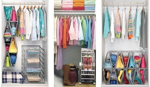 Ideas para ordenar tu closet  Cardela