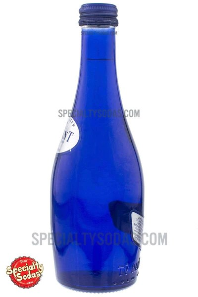 Ty Nant Still Spring Water 11oz Blue Glass Bottle