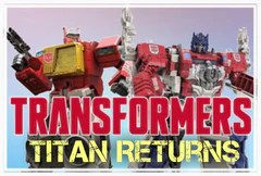 Transformers Titan Returns