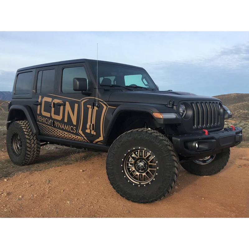 icon 2018 up jeep