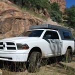 At Overland Equipment Atlas Truck Topper Main Line Overland