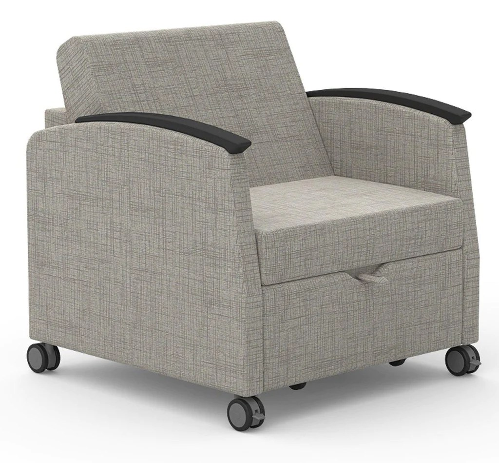 sleep chair recliner without arms called ev costplus medical supply