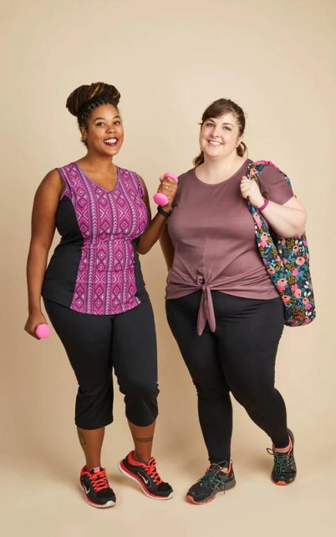 Workout Pattern Bundle : Belmont & Cedar PLUS free Shawmut Yoga Bag