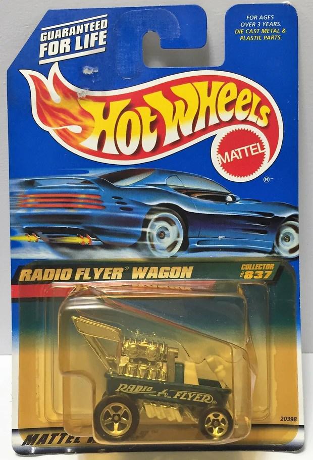 Vintage Radio Flyer Wagon Parts : vintage, radio, flyer, wagon, parts, TAS034415), Mattel, Wheels, Die-Cast, Radio, Flyer, Wagon, Angry, Spider, Vintage, Collectibles, Store