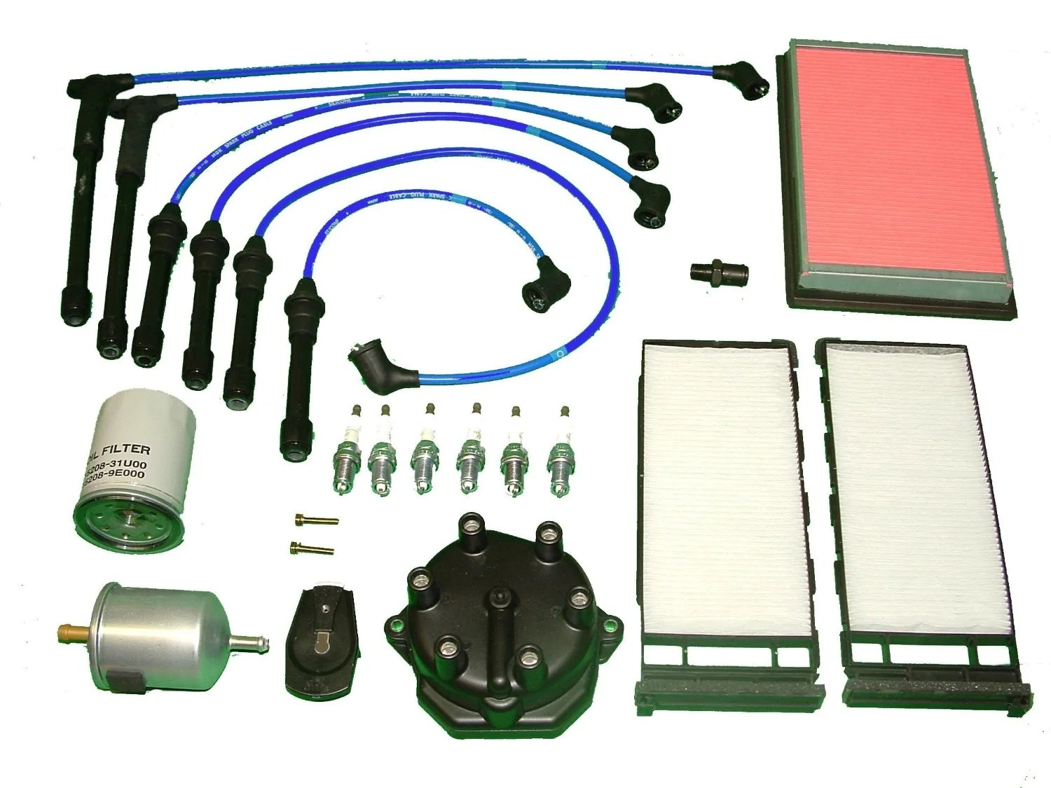 small resolution of  tune up kit infiniti qx4 1999 to 2000