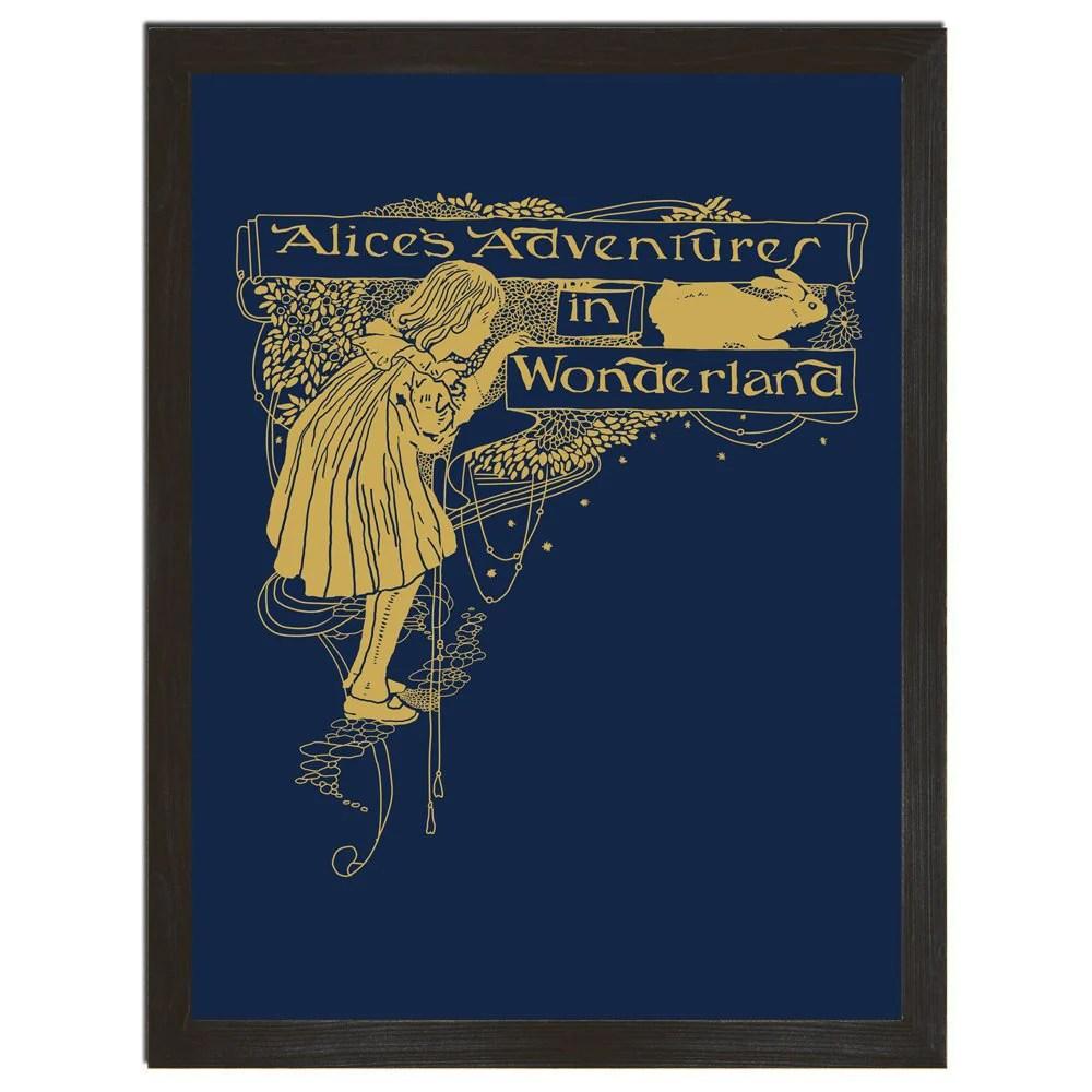 alice poster book cover
