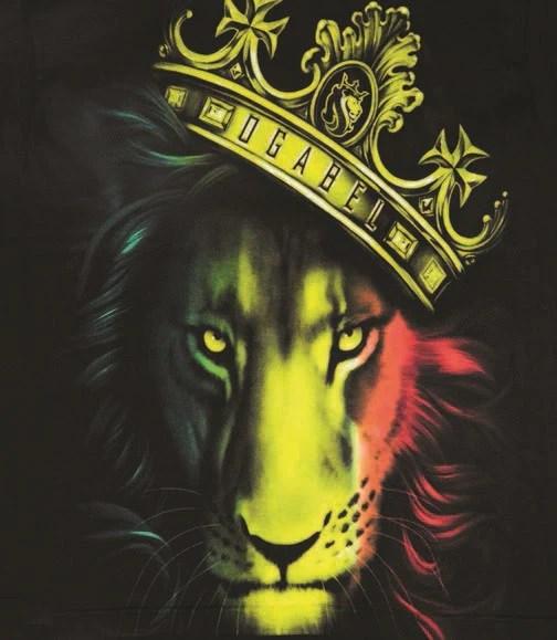 copy of fierce lion