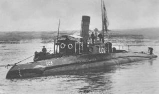 German U Boat