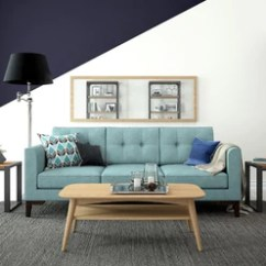Easy To Clean Sofa Material How A Stain Leather Sofas Vs Fabric Brosa When It Comes Cleaning Your May Need More Than But They Are Maintain You Can Use Simple Soap And