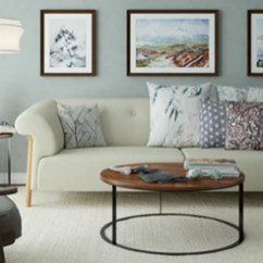 Large Square Sofa Cushions Double Chaise Sectional How To Select Arrange Brosa Rectangle And The Odd Circle Cushion In Coordinated Colours Patterns Will Give Your Plenty Of Personality