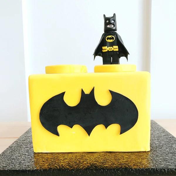 Lego 174 Batman Cake The Home Bakery