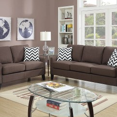 Cheap 2 Piece Living Room Sets Images Of Rooms With Hardwood Floors Set W Accent Pillows Mindys Home Goods Click Below To Apply